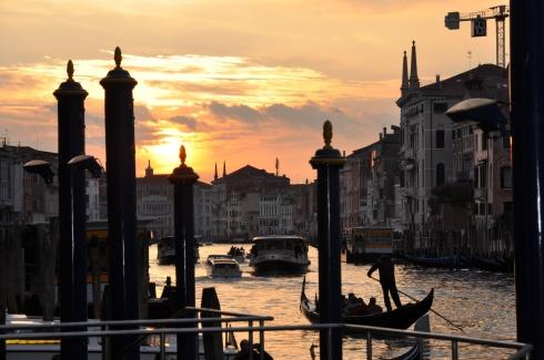 Venezia Tramonto